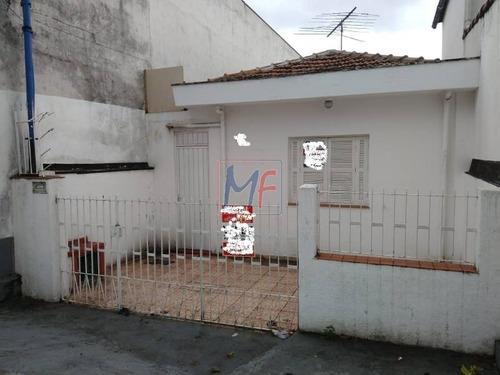 Imagem 1 de 15 de Ref 12.499 Bela Casa No Bairro Vila Dona Augusta, Com 4 Dorms, 2 Banheiros, 160 M² Construídos E 150 M² De Terreno Sendo 6 X 25 Metros. - 12499