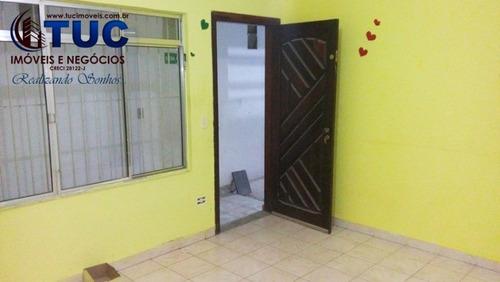 Sobrado 02 Dorms  E Salão Comercial,entrada R$120mil+ Parce-químicos -s.b.c - 1158