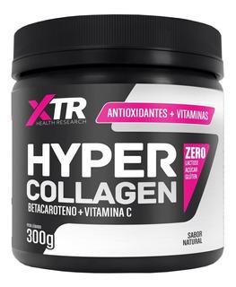 Colágeno 300g Limao Hyper Collagen Xtr