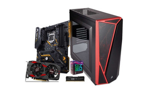 Computadora Pc Gamer Gtx 1660 Ti 6gb Core I5 1tb 8gb 80+ Rog
