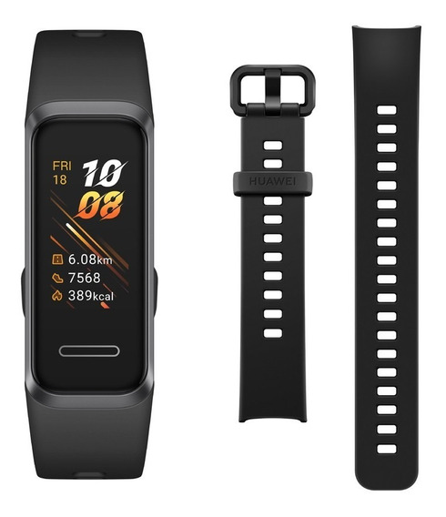 Relógio Huawei Band 4 Smartband Versão Global Alimentado