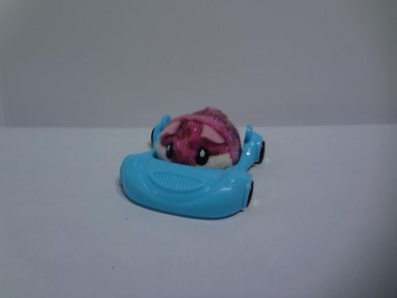 Hamster In A House Com Carrinho
