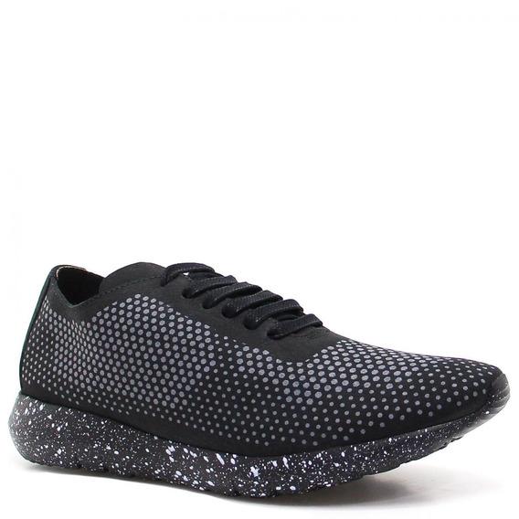 Tênis Zariff Shoes Casual Preto 41004