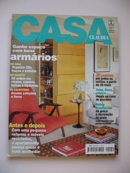 Revista Casa Claudia - Nº 450 - Armários