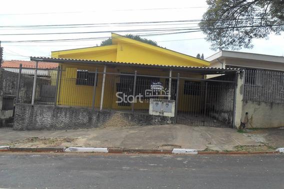 Casa Para Aluguel Em Jardim Eulina - Ca001011