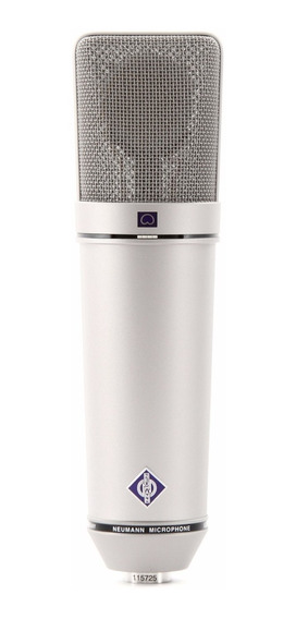 Neumann U89 I Microfone Condensador Made In Germany / Wx