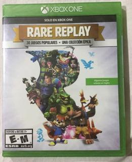 Rare Replay Fisico Para Xbox One Usado