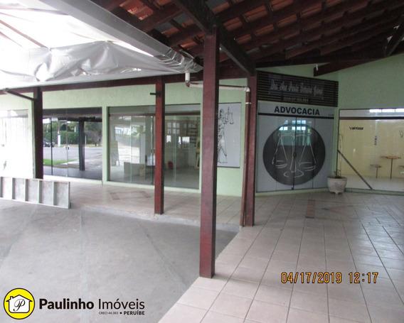 Sala Comercial Para Locação Na Praia De Peruíbe Há 3km Do Centro - Sl00115 - 34181791