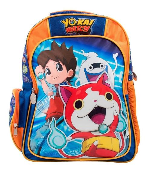 Ruz - Tycoon Yokai Watch Mochila Primaria Infantil