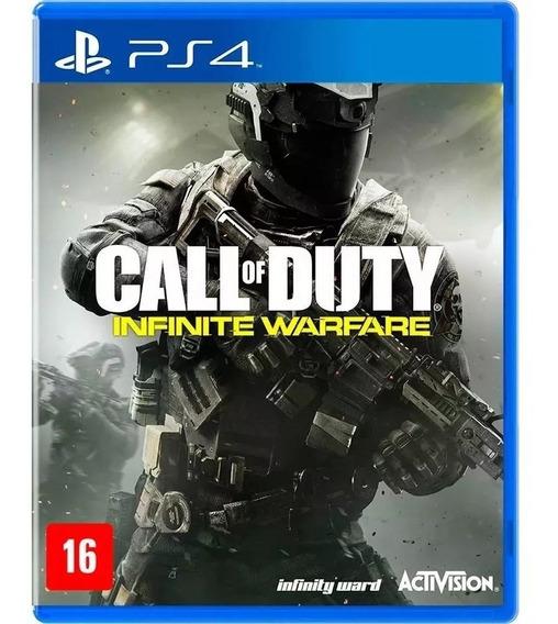 Call Of Duty Infinite Warfare Pt- Br Ps4 Lacrado!!!