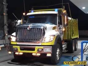 Volqueta International 7600 2013