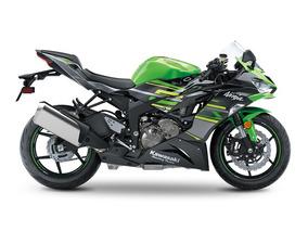 Kawasaki Zx 6r 0km 2019 Preventa Exclusiva