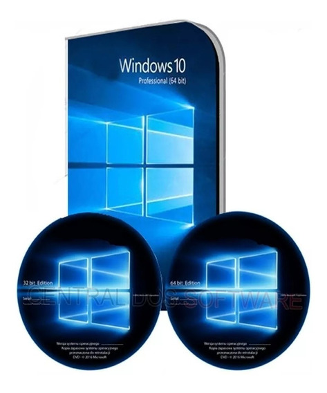 Cd Formatação Windows 10 Pro 32/64 + Office