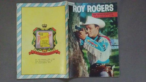 Roy Rogers Em Guadrinhos - N.°67 Julho 1957 Ebal