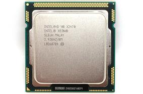 Intel Xeon X3470 Lga1156 2.93 Ghz 8mb Cache + Pasta Térmica