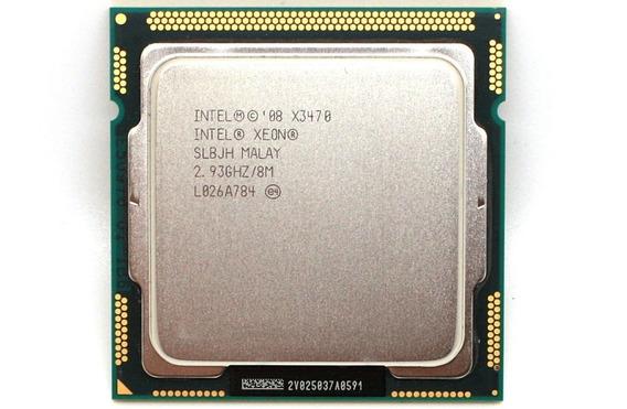 Intel Xeon X3470 Lga1156 2.93 Ghz 8mb Cache