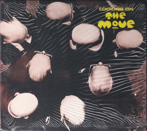 The Move - Looking On ( Deluxe, 2 Cds, 1970 / 2016 )