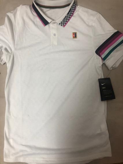 Camiseta Polo Hombre Marca Nike Talla