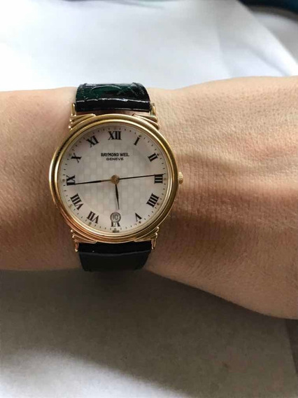 Reloj Raymond Weil Geneve 100% Original Remate Usado