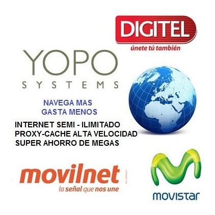 Internet Ilimitado Ahorro Ancho De Banda Linea 3g H+ - 4g