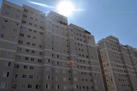 Apartamento Com 2 Dormitórios À Venda E Locação, 45 M² Por R$ 210.000 Ou R$900,00- Parque Prado - Campinas/sp - Ap0279