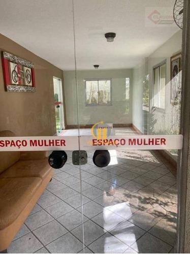 Apartamento Com 2 Dormitórios À Venda, 45 M² Por R$ 225.000 - Jardim Santa Terezinha (zona Leste) - São Paulo/sp - Ap0411