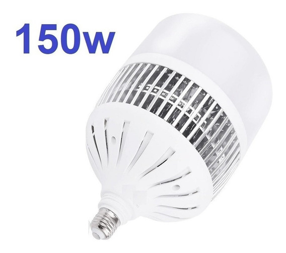 Lampada Led Super Bulbo 150w E40 Led Para Galpão