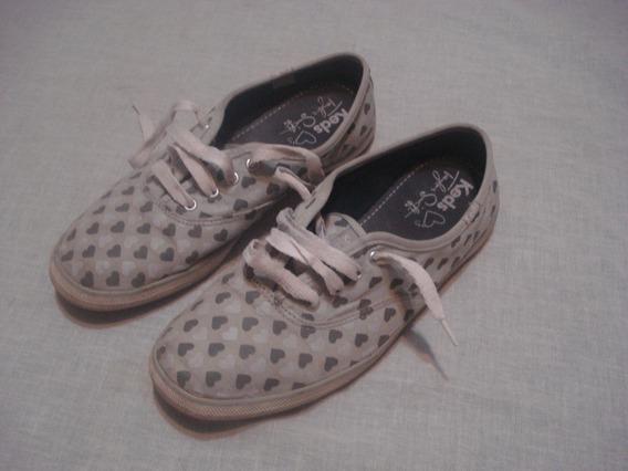 Zapatillas De Mujer Keds Nro 36 (usadas Excelentes!)