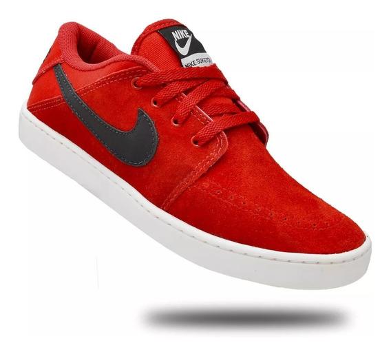 Tênis Nike Sb Suketo Leather Masculino E Feminino + Frete Grátis