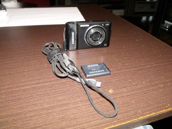 Camera Samsung St66 Perfeito Funcionamento