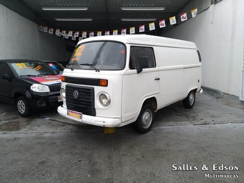 Volkswagen Kombi Furgao 1.4 Flex 2011/2012