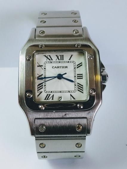 Reloj Santos De Cartier Dama