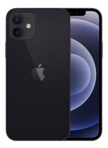 Imagem 1 de 4 de iPhone 12 Apple 128gb Preto Tela Super Retina Xdr De 6.1