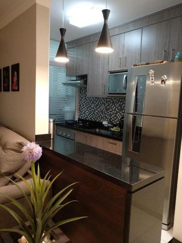 Apartamento Residencial À Venda, Alto Do Pari, São Paulo. - Ap1864