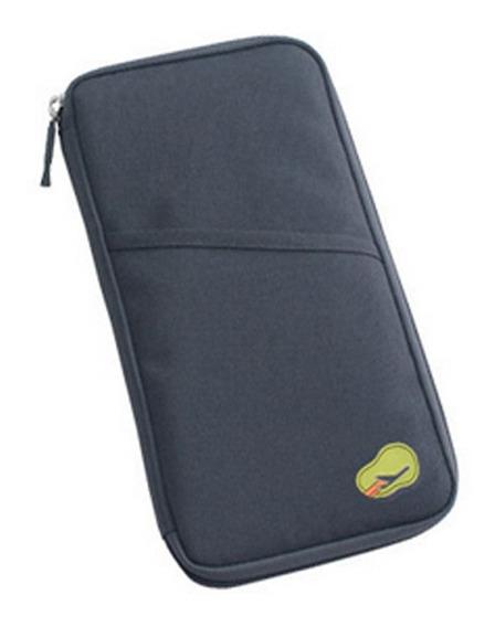 Porta Passaporte E Documentos Viagem Cartão (cores) Com Nfe