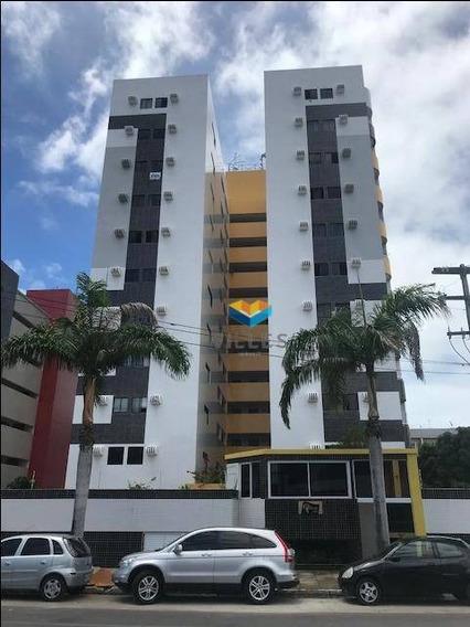 Ed. Regence Apartamento Residencial À Venda, Ponta Verde, Maceió. - Ap0404