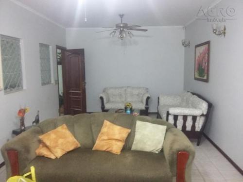 Casa Residencial À Venda, Centro, Bauru - Ca0766. - Ca0766