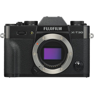 Camara Fujifilm X-t30 Black Body