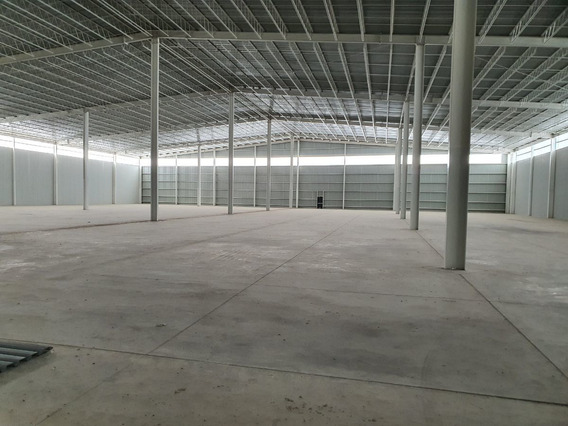 Nave Industrial En Renta San Luis Potosi