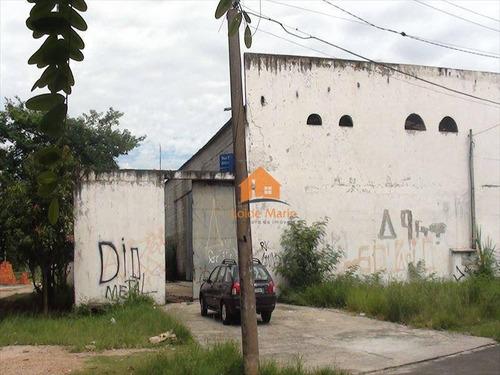 Terreno Para Alugar, 1200 M² Por R$ 6.500,00 - Além Ponte - Sorocaba/sp - Te0176