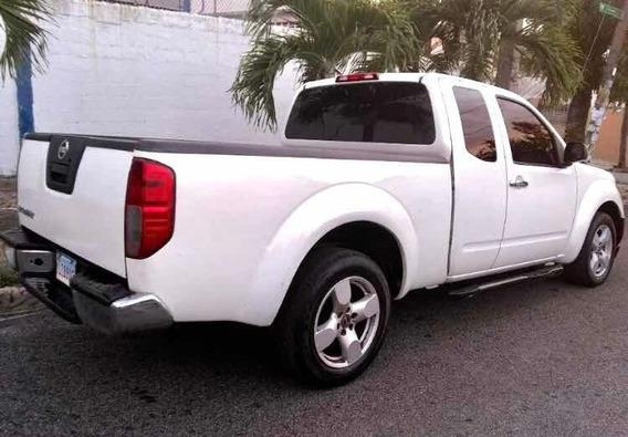 Nissan Frontier Cabina Y Media