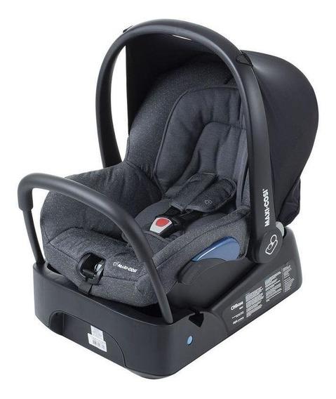 Bebê Conforto Citi Com Base Sparkling Grey Maxi Cosi