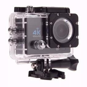 Câmera Action Cam Pro Sport Prova Dágua Filmadora
