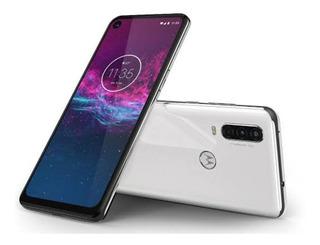 Motorola One Action 128gb 4ram 3cámaras Dualsim Funda Y Mica