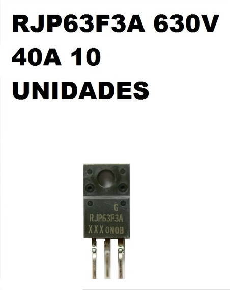Rjp63f3a (canal N) 10 Unidades