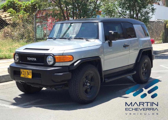 Toyota Fj Cruiser Blindaje 2 Plus