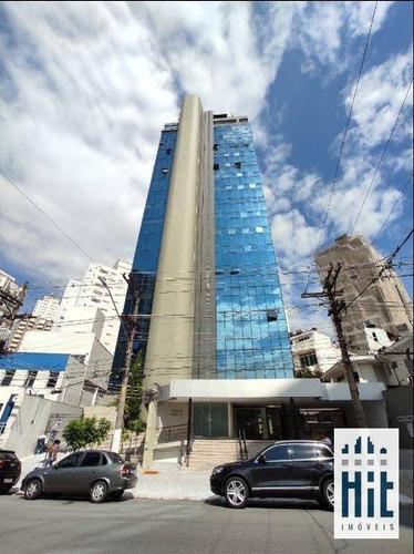 Sala, 37 M² - Venda Por R$ 290.000,00 Ou Aluguel Por R$ 1.400,00/mês - Aclimação - São Paulo/sp - Sa0091