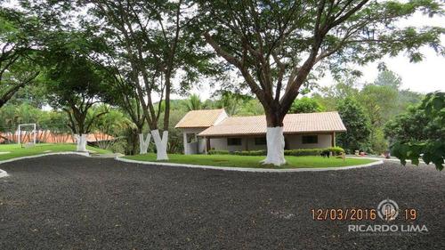 Imagem 1 de 28 de Chácara Com 3 Dormitórios À Venda, 12500 M² Por R$ 1.200.000,00 - Pau Queimado - Piracicaba/sp - Ch0105