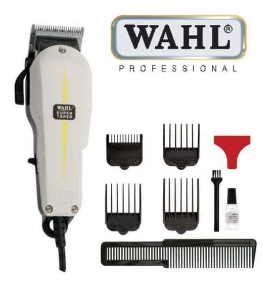 Maquina Wahl Made In Usa Para Cortar Cabello Super Taper