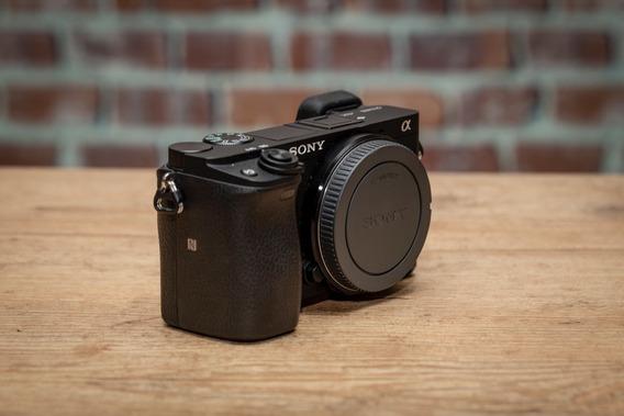 Kit Sony A6300 (só O Corpo) + 4 Baterias + Sd 16gb